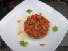 Raw French Steak Tartare by Chef June