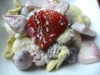 Raw Fruit Salad by Chef June