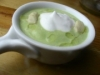 Raw Asparagus Soup by Chef June