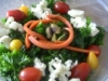 Asian Kale Salad  by Chef June