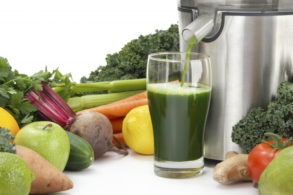 BauerPOWER Green Juice Recipe
